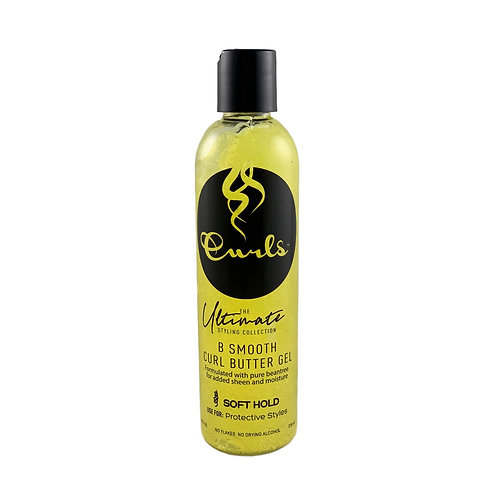 CURLS ULTIMATE B SMOOTH CURL BUTTER GEL