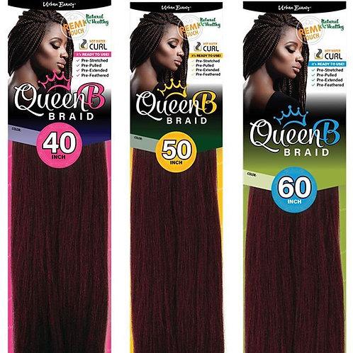 """Queen B Braiding Hair 60"""""""