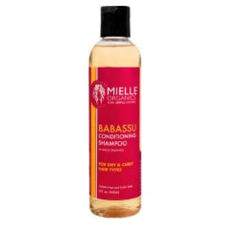 Mielle Babassu Conditioning Sulfate-Free Shampoo 8 oz