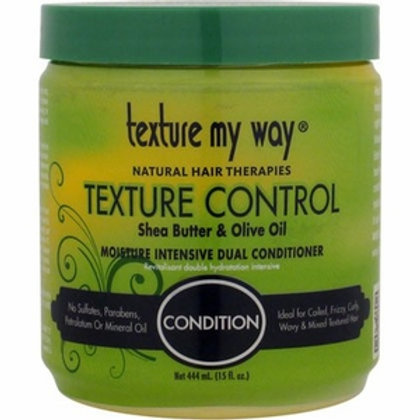Texture My Way Shea Butter & Olive Oil Conditioner 15 oz