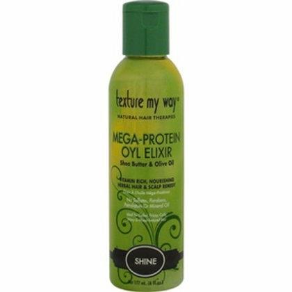 Texture My Way Mega-Protein Oyl Elixir