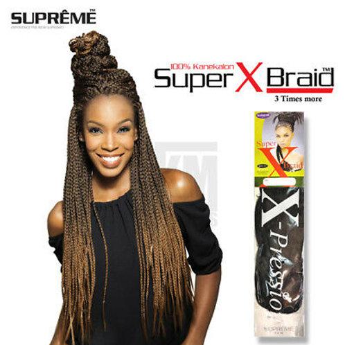 "X-Pression Super X Braid 84"""