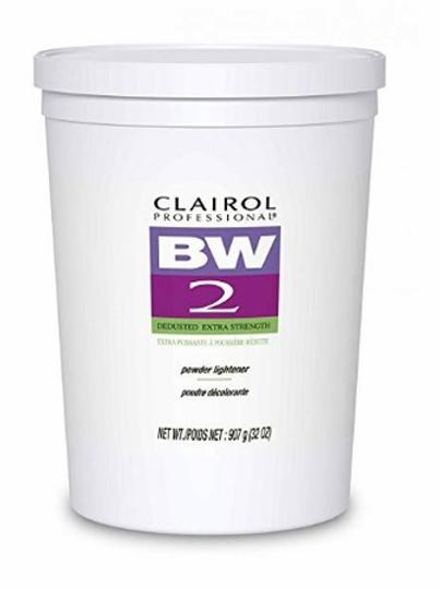 Clairol Professional BW2 Dedusted Lightener Extra Strength Powder 32 oz