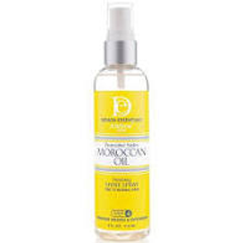 Design Essentials Moroccan Oil Shine Spray 4 oz