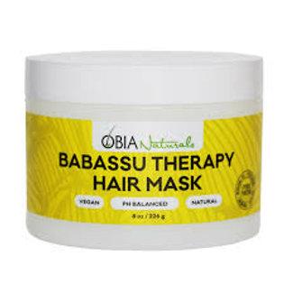 OBIA Naturals Babassu Therapy Hair Mask  (8 fl oz)