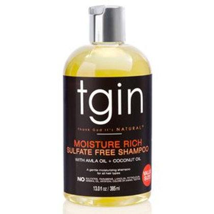 Tgin Moisture Rich Shampoo 13 oz