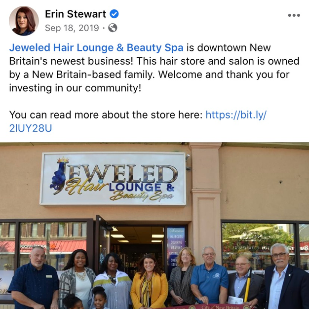 Grand Opening- Black-Owned Beauty Supply Store