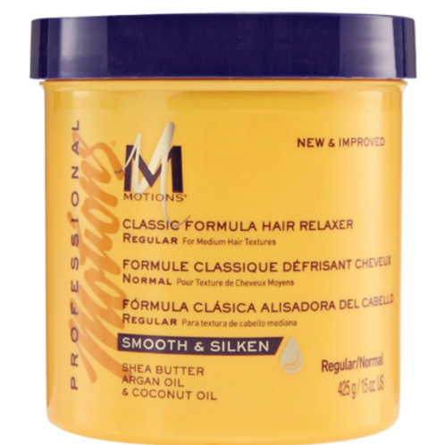 Motions Hair Relaxer Regular For Medium Hair Textures 15 oz