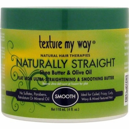 Texture My Way Shea Butter & Olive Smooth Straight 15 oz