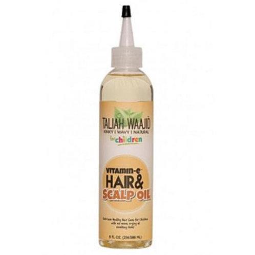 Taliah Waajid Kinky Wavy Natural Hair & Scalp Oil 8 oz