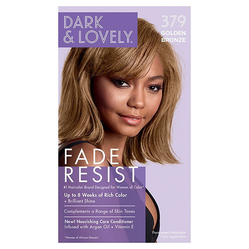 Dark & Lovely Fade Resistant Permanent Colors