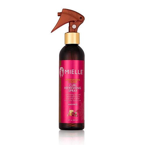 Mielle Pomegranate & Honey Curl Refreshing Spray 12 oz