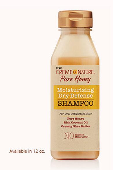 Creme of Nature Moisturizing Defense Shampoo 12 oz