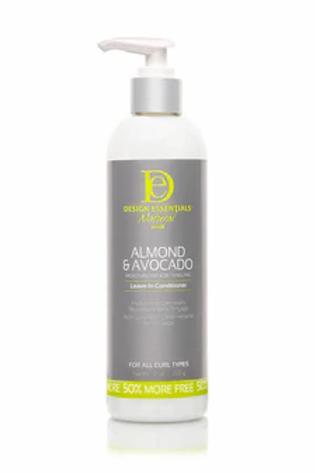 Design Essentials Almond & Avocado Detangling Leave-In Conditioner - 12oz