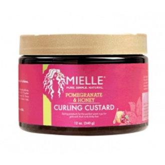 Mielle Pomegranate & Honey Coil Sculpting Custard 12 oz