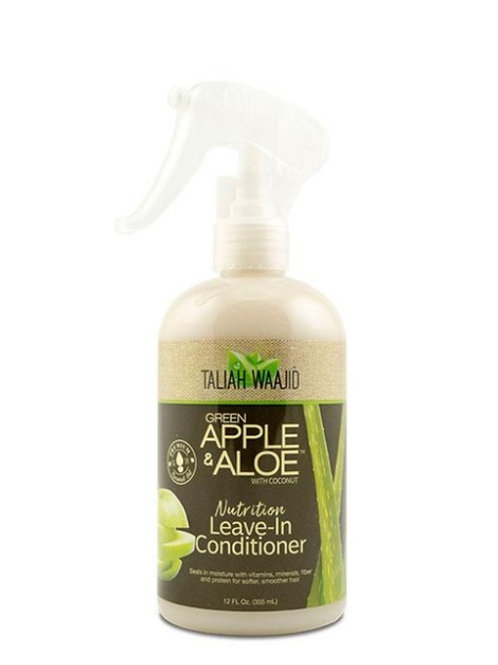 Talijah Waajid Green Apple & Aloe Leave-In Conditioner 12 oz