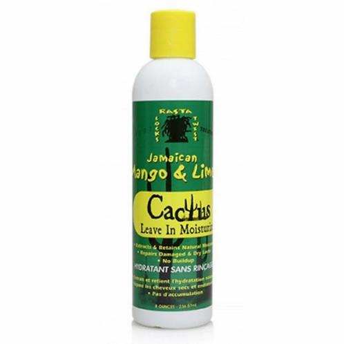 Jamaican Mango & Lime Cactus Leave In Moisturizer 8 oz