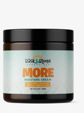 Bask & Bloom More Moisture Cream