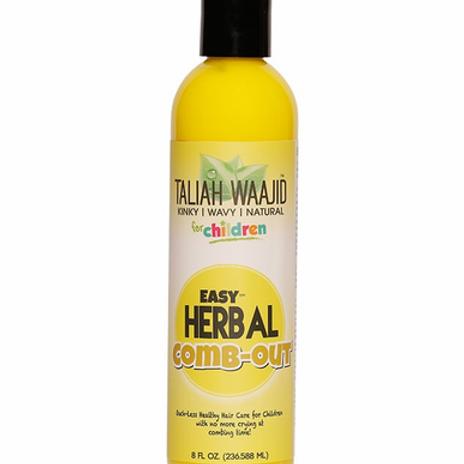 Taliah Waajid Kinky Wavy Easy Herbal Comb Out 8 oz