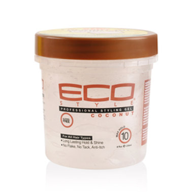 Eco Style Coconut Professional Styling Gel 32 oz