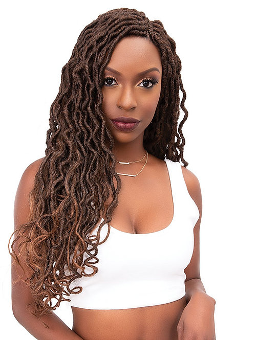 Janet Collection Mermaid Locs 20in