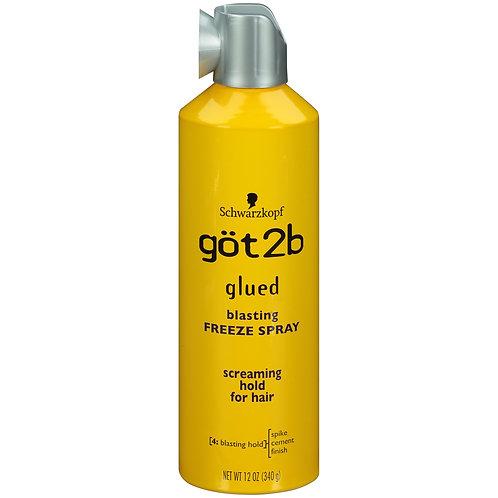 Got2b Glued Freeze Spray (12 oz)