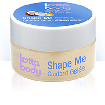 Shape Me Custard Gelée