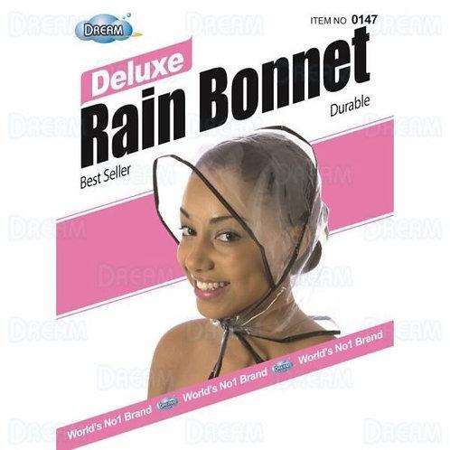 DREAM WOMENS RAIN BONNET CLEAR
