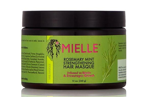 Mielle Organics Rosemary Mint Strengthening Hair Masque