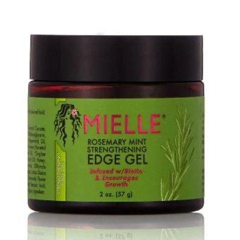 Mielle Organics Rosemary Mint Strengthening Edge Gel  (2 OZ.)