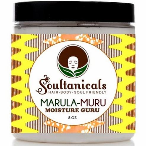 Soultanicals Marula-Maula Moisture Guru 8oz