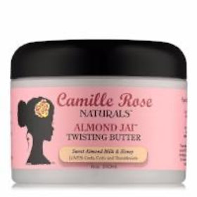 Camille Rose Naturals Almond Jai Twisting Butter (8 oz)
