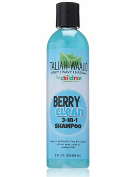 Taliah Waajid Natural Berry Clean Three In One 8 oz