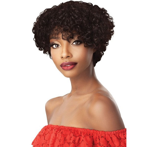 Outre Fab & Fly 100% Unprocessed Human Hair Full Cap-HH Alma