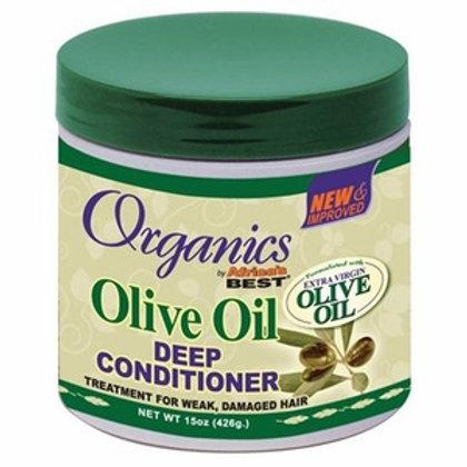 Africa's Best Originals Olive Oil Deep Conditioner 15 oz