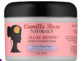 Camille Rose Naturals Algae Deep Conditioners (8 oz)