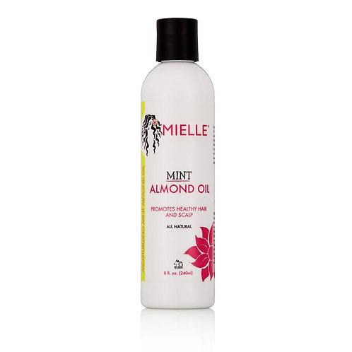 Mielle Mint Almond Oil 8 oz