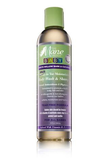 Mane Choice Baby Body Wash Shampoo