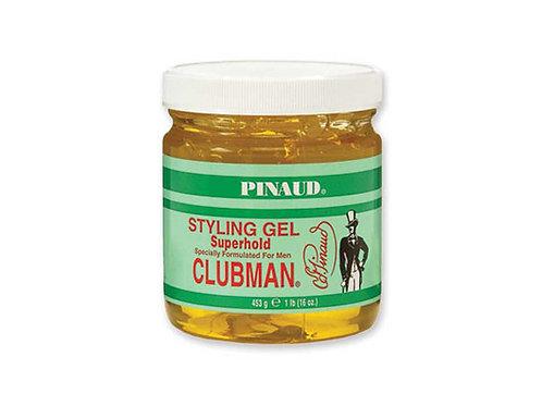 Clubman Superhold Styling Gel