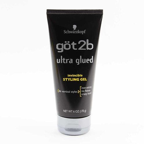 Got2b Ultra Glued Styling Gel (6oz)