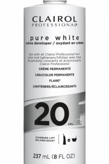 Clairol Pure White Volume Developer 16 0z