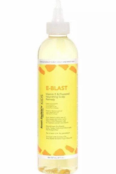 Aunt Jackie's Kids E-Blast Vitamin E & Flaxseed Scalp Remedy 8 oz