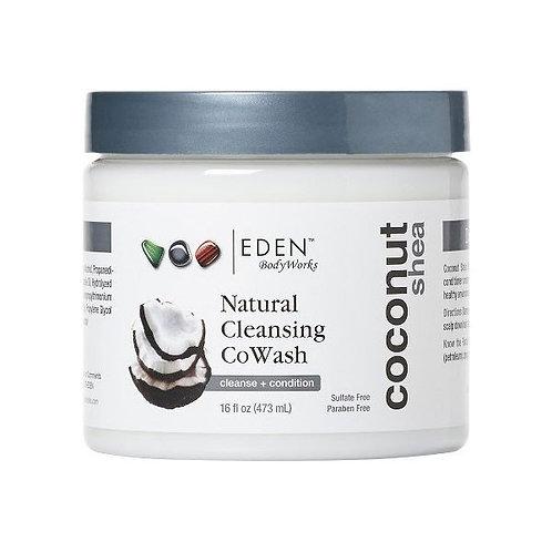 EDEN Bodyworks Coconut Shea Natural Cleansing Co-Wash 16 oz