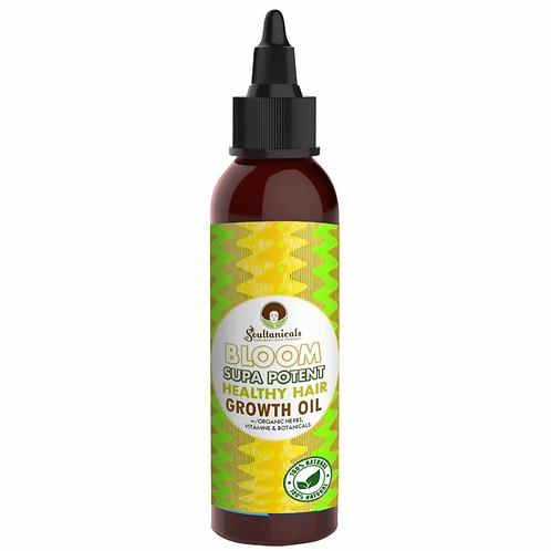 Soultanicals Bloom Supa Growth Oil  4 oz