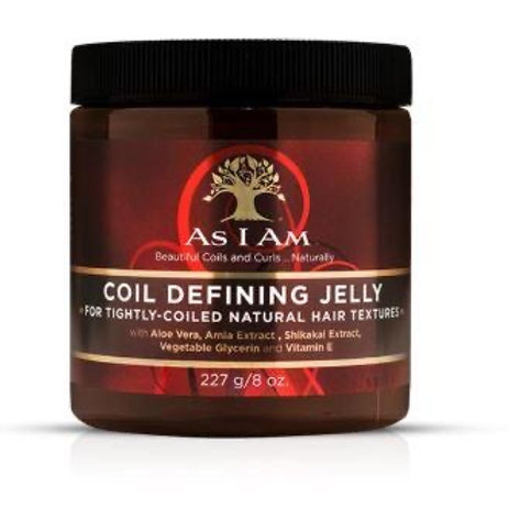 As I AM Coil Defining Jelly (8 oz)