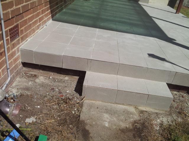 Five Dock Balcony Floor Tiles 2/3