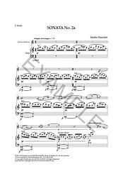 Example page - Sonata no 2 op 13 no 1 -