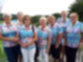 Inter-club féminin senior (1ère place) S