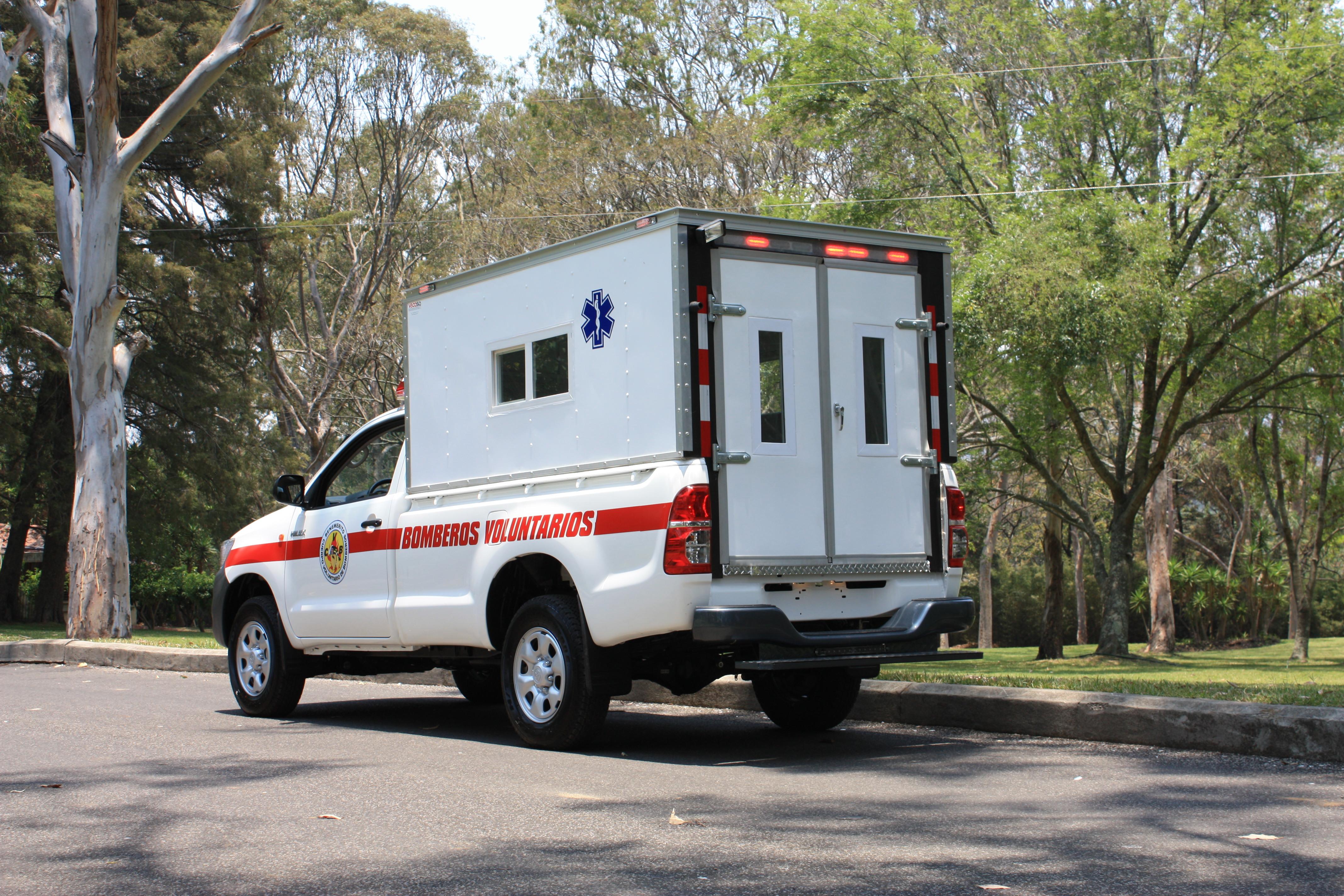 Equipamiento Ambulancia