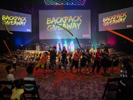 M7 Partners with Serve The City Foundation for Houston-area Backpack Giveaway